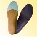 Изображение Стелька ортопедическая детская (супинатор) индивидуализируемая с покрытием из натуральной кожи С 0113