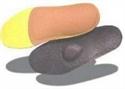 Изображение Стелька ортопедическая с покрытием из натуральной кожи С 0116